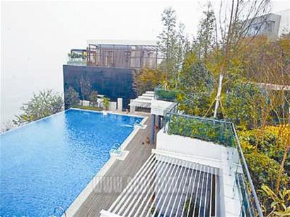 重庆:梦乡5000万元城市建在别墅绿肺上遭质疑别墅贤价值杨松图片