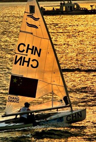 2009青岛国际帆船周于8月21日开幕