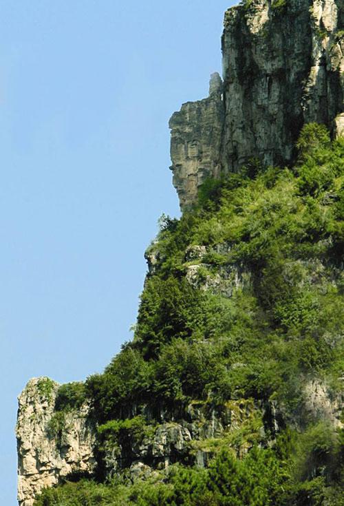 天脊山风景区(组图)