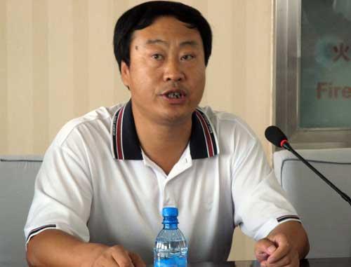 赤峰市建委副主任:蒙东百万人口大市出具规模