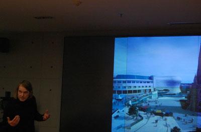世园会大师园设计方案研讨会西安举行