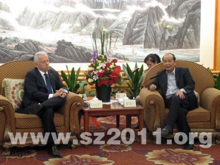 多维斯:深圳必将举办一届令人难忘的大运会