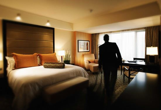 最佳环保酒店候选:北京金融街洲际酒店