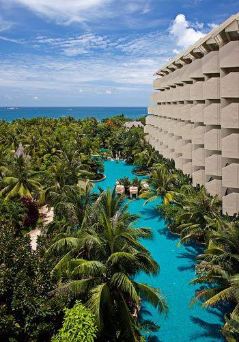 最佳度假酒店候选:三亚喜来登度假酒店