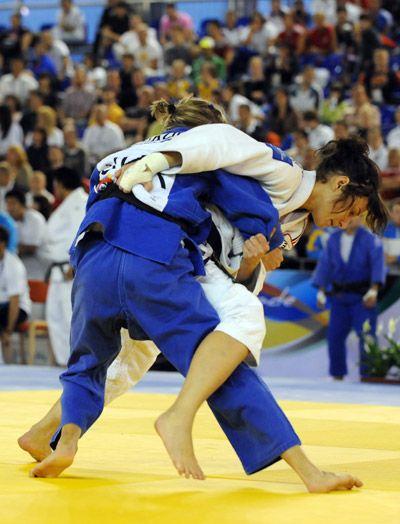 第26届世界大学生运动会竞赛项目:柔道