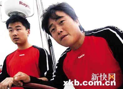 大运会船员扬帆抵达秦皇岛 微博直播航海历程