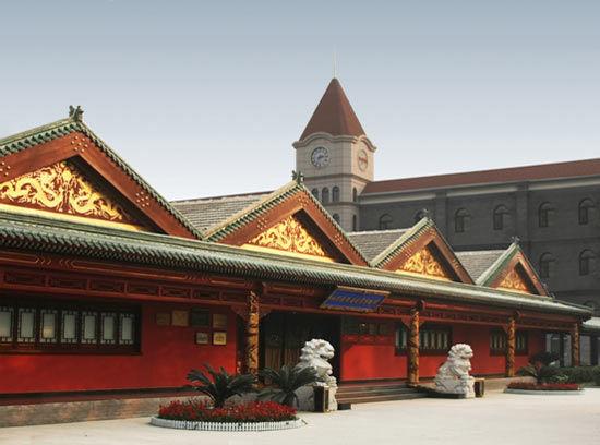 最佳接待单位候选:北京龙徽葡萄酒博物馆