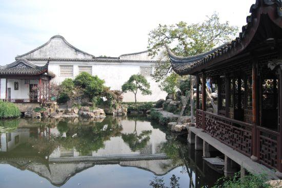 哲学思想对苏州传统建筑的影响(图)