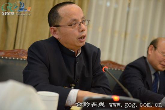 贵州代表委员们畅谈文化贵州