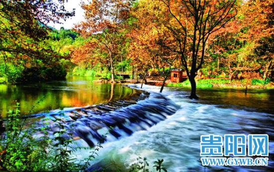 贵阳市全力推动生态文明建设 共享碧水蓝天绿地