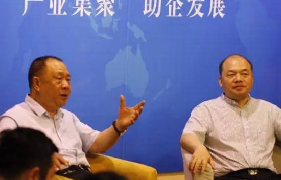 杨建国对话陈泽民:要做地热第一个吃螃蟹的人