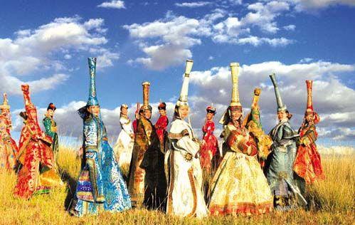 亮丽内蒙古相约敕勒川 7月23日一起欢聚那达慕