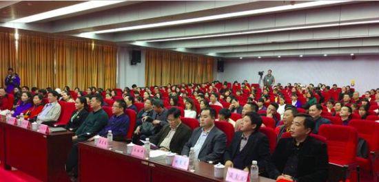 第四届客家文博会非遗产业创新发展论坛在梅州举行