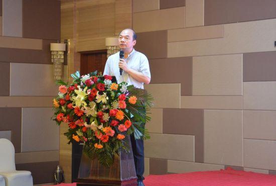 杨建国:空中丝绸之路引领河南物流换道超车