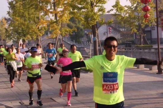 中江国际・2017洪泽湖国际马拉松赛圆满落幕