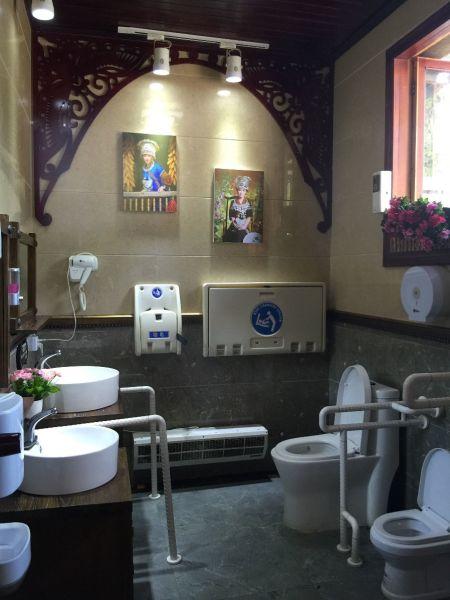 """贵州""""旅游厕所革命""""动真格 打造满意旅游品牌全新天地"""