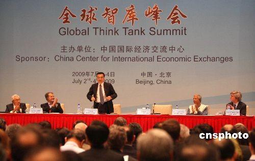李克强:危机应对初见成效中国经济已企稳向上