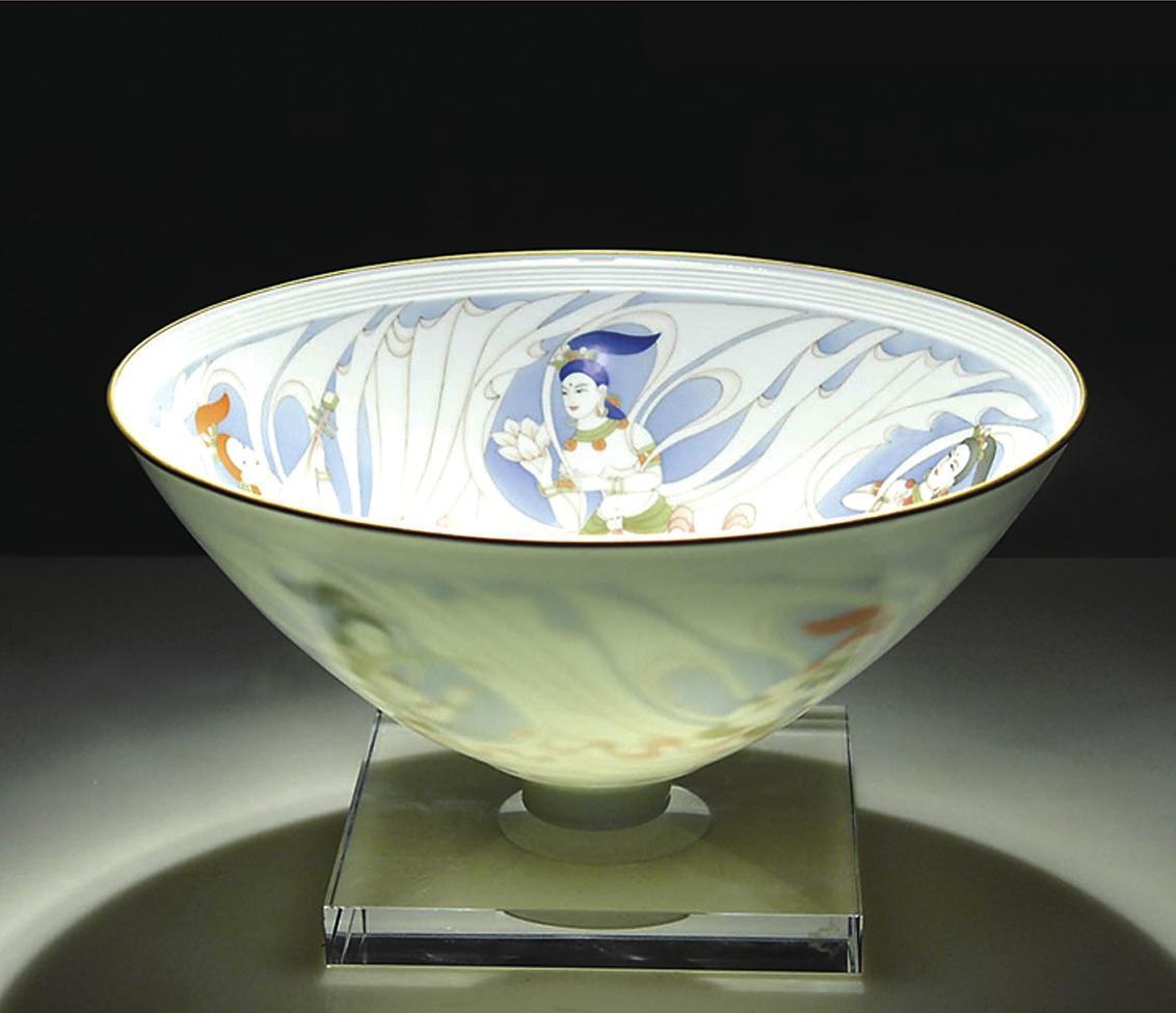 李游宇 重塑中国珍瓷光彩