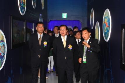 韩国丽水世博会中国馆江苏活动周开幕