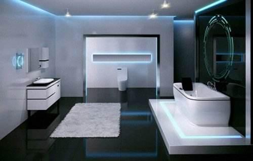 智能家居来了 未来的你需要一个会思考的房子图片