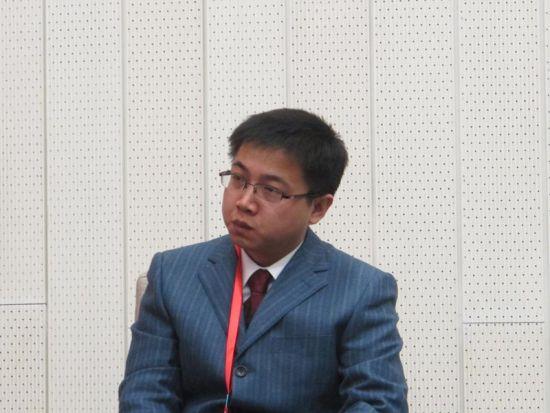 富桦明电子副总裁徐笑天