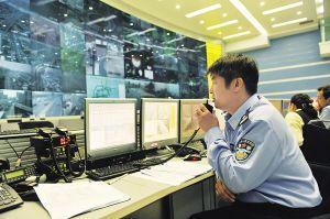 探访上海公安局指挥中心:将引进消防专用直升机