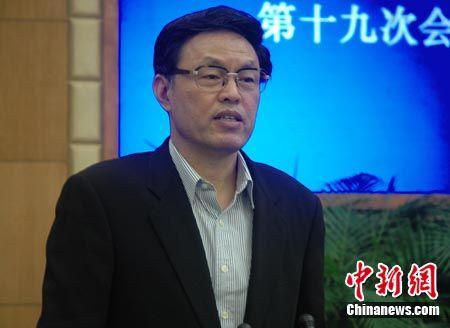 """新任海南副省长蒋定之:不当""""水上葫芦""""式的官"""