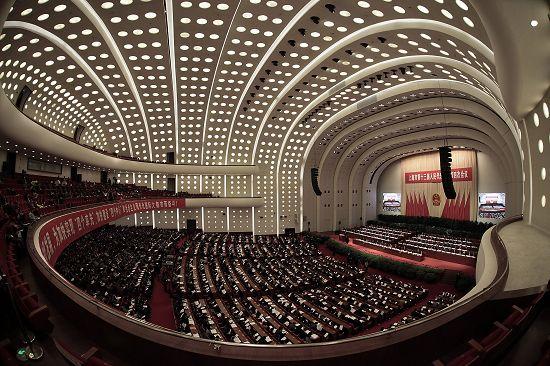 韩正:努力使上海成为最安全大都市(图)