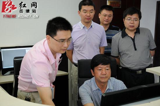 湘潭岳塘区委书记成湖南首位开微博区委书记