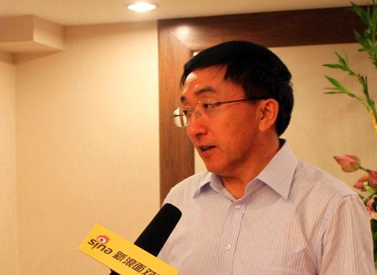 中国旅游协会常务副会长吴文学:让旅博会走向世界