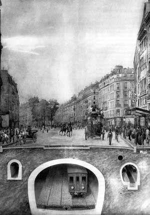 """【看世界】下水道改变城市 巴黎曾是""""臭味之都"""""""
