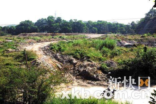 广州将建垃圾处理工程 选址附近村委会称不知情