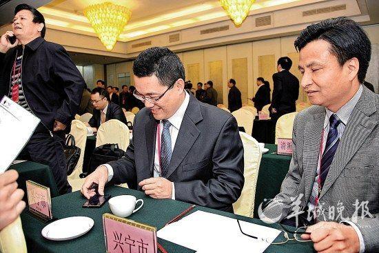广东县级领导现场PK竞标12亿省级水利资金