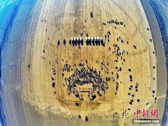 北京新机场瞄准世界一流 创新亮点多