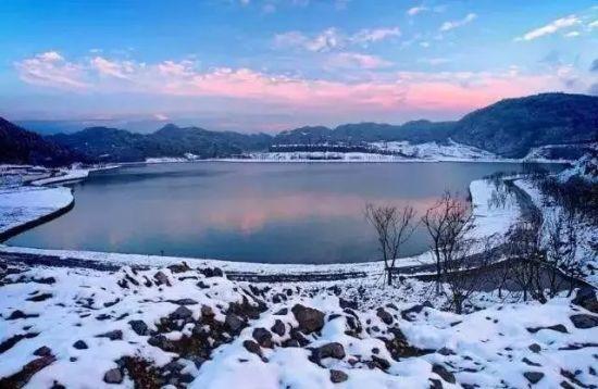 山城重庆最新玩雪地图出炉