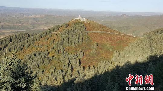 """甘南草原的""""管护者"""":1人护10万亩 白色污染消失"""