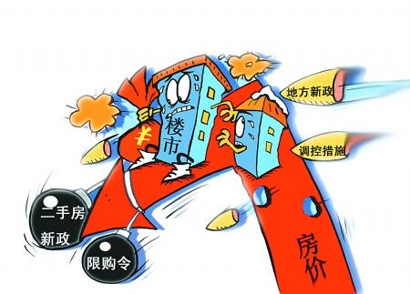 重庆高档住宅土地增值税预征率上调至2%_国内