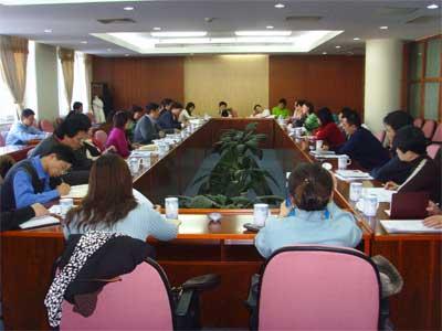 2007中国保护知识产权高层论坛部门协调会召开