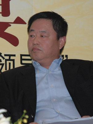 图文:中粮集团董事长宁高宁