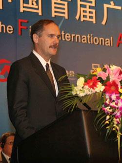 世界广告主联合会主席BernhardGlock
