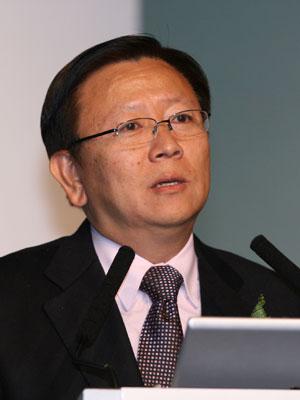 图文:福特汽车中国有限公司副总裁许国祯