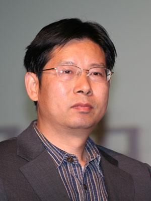 图文:国务院发展研究中心企业所副所长张文魁