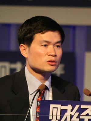 图文:上海市人民政府金融服务办公室主任方星海