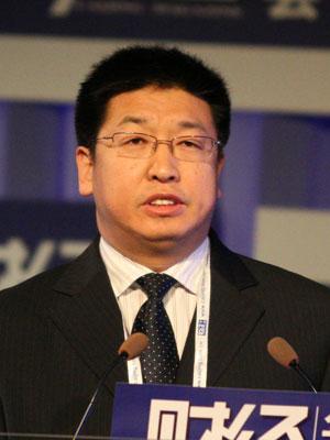 图文:中国保险监督管理委员会统计信息部副主任裴光