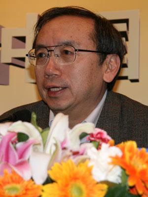 图文:中国经济改革研究基金会王小鲁