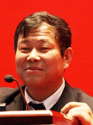 图文:中国经济体制改革研究会副会长石小敏