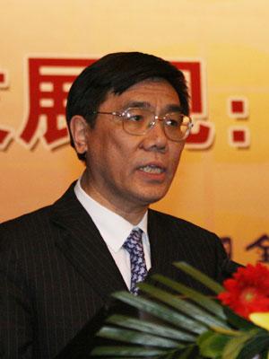 图文:中国工商银行股份有限公司董事长姜建清