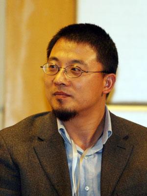 图文:和讯首席运营官陈剑峰