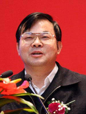 图文:国家发改委地区司司长范恒山发言