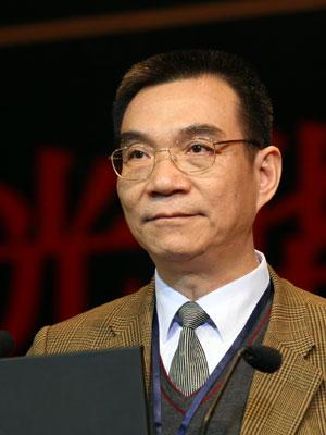 图文:北京大学中国经济研究中心主任林毅夫